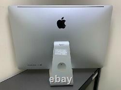 Apple Imac 27 Pouces A1312 Core I5 2.7ghz Quad Core 2500s 8 Go Ram 1 Tb Hd Utilisé