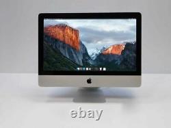 Apple Imac 27 Pouces MI 2010 2.8ghz Intel Core I5 Mis À Jour 8 Go Ram 1 To Hdd