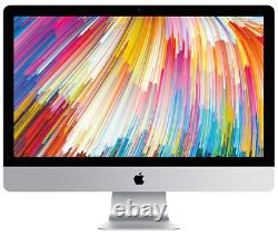 Apple Imac 27'' Quad Core I7 3.4ghz 16 Go 2 To Bureau Hdd Une Garantie De Qualité 2011