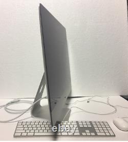 Apple Imac 27 Spät 2013 I7 3,5ghz 16gb 512gb Ssd Gtx 780m 4gb