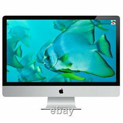 Apple Imac 27 Tout En Un Bureau I5 3.1ghz 16 Go 256 Go Ssd Grade A / Garantie