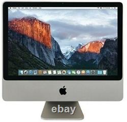 Apple Imac 9,1 A1224 20 Core 2 Duo 2.66ghz 2 Go Ram 320 Go Hdd El Capitan