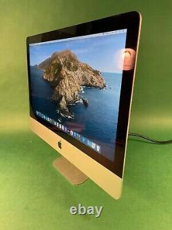 Apple Imac A1418 21,5 Imac 2,7 Ghz Intel Core I5 8 Go Ram 1 To Hdd Catalina 10,15