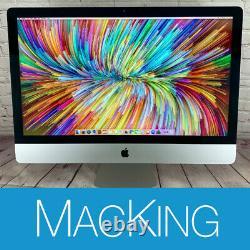 Apple Imac A1419 27 2014 5k 4ghz Core I7 512 Ssd 32gb