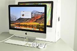 Apple Imac Core I5-5250u 1.6ghz 8 Go 1tb 21,5 1080p Os 11,1 Big Sur A1418