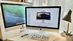 Apple Imac Core I7 4 Ghz 27 Pouces Retina 5k 6,25 To Fusion Drive 32 Go Ram Boxed