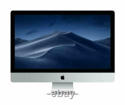 Apple Imac Desktop 27 5k Mne92ll/a 3.4ghz I5 8 Go 1 To 2017 Modèle Wty