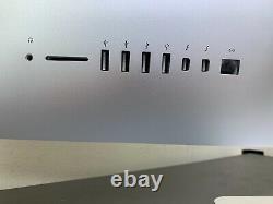 Apple Imac Fin 2012 27 Pouces A1419 I5 2.9ghz Quad Core 16 Go Ram 1 Tb Chip Glass