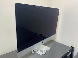 Apple Imac Late 2012 27 Inch A1419 I5 2,9ghz Quad 16 Go Ram 1tb Hd Damaged Glass