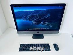 Apple Imac Pro 27 5k Retina Intel Xeon 3.2ghz Huit Core 32 Go 1 To Ssd Boxed