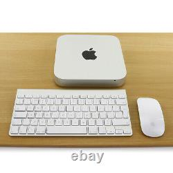 Apple Mac Mini Fin 2014 Macos Big Sur Intel Core I5 1.4 Ghz 4 Go Ram 480 Go Ssd