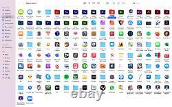 Applique Imac 27 2017 5k Retina 4.2ghz 2 To Ssd/fu 64 Go Ram 8 Go Gpu Studio Applicables