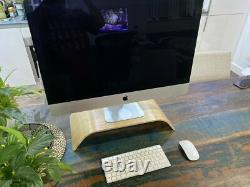 Imac 27 Core I7 3.4 Ghz 1 To Hdd 1 To Ssd 32 Go Ram, 2 Go Gtx, Boxed Ms Office