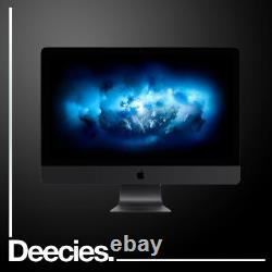 Imac Pro 3.0ghz 10 Core Xeon 64 Go Ram 2 To Ssd Mac Vega 64 Graphics Apple Nouveau