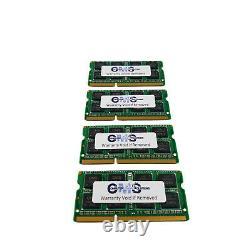Mémoire Ram 32 Go (4x8 Go) 4 Apple Imac 27 Pouces 3.4ghz Intel Core I7 Ddr3-1333 C12