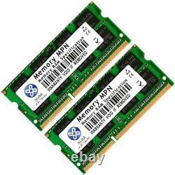 Mémoire Ram 4 Apple Imac Ordinateur Portable 27 Fin 2013 3.2ghz Core I5 3.4ghz Nouveau Lot 2x