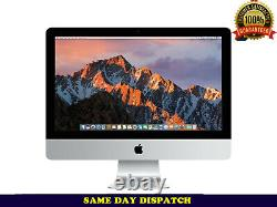 Qualité A- Apple Imac 21.5in I5 2.8 Ghz, 8 Go Ram, 1 To Hdd 2015 Ref P12