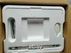 Vintage Apple Imac G4 1.0 Ghz 17 Panneau Plat Avec Clavier, Souris, Haut-parleurs Lus
